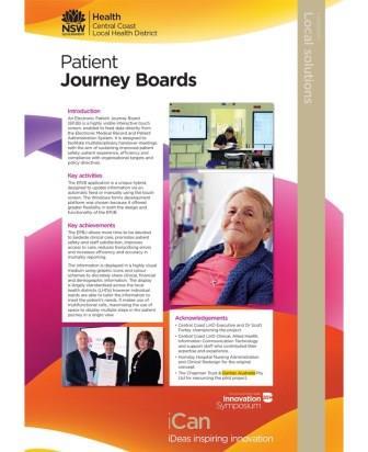 Patient Journey Board