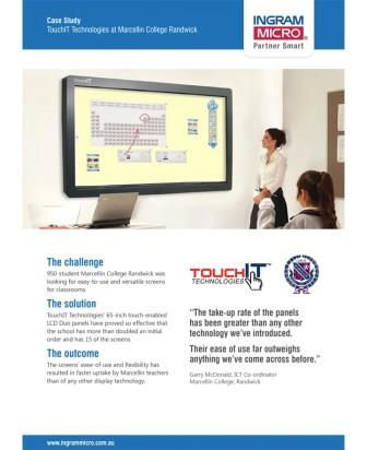 Interactive Touch Technology